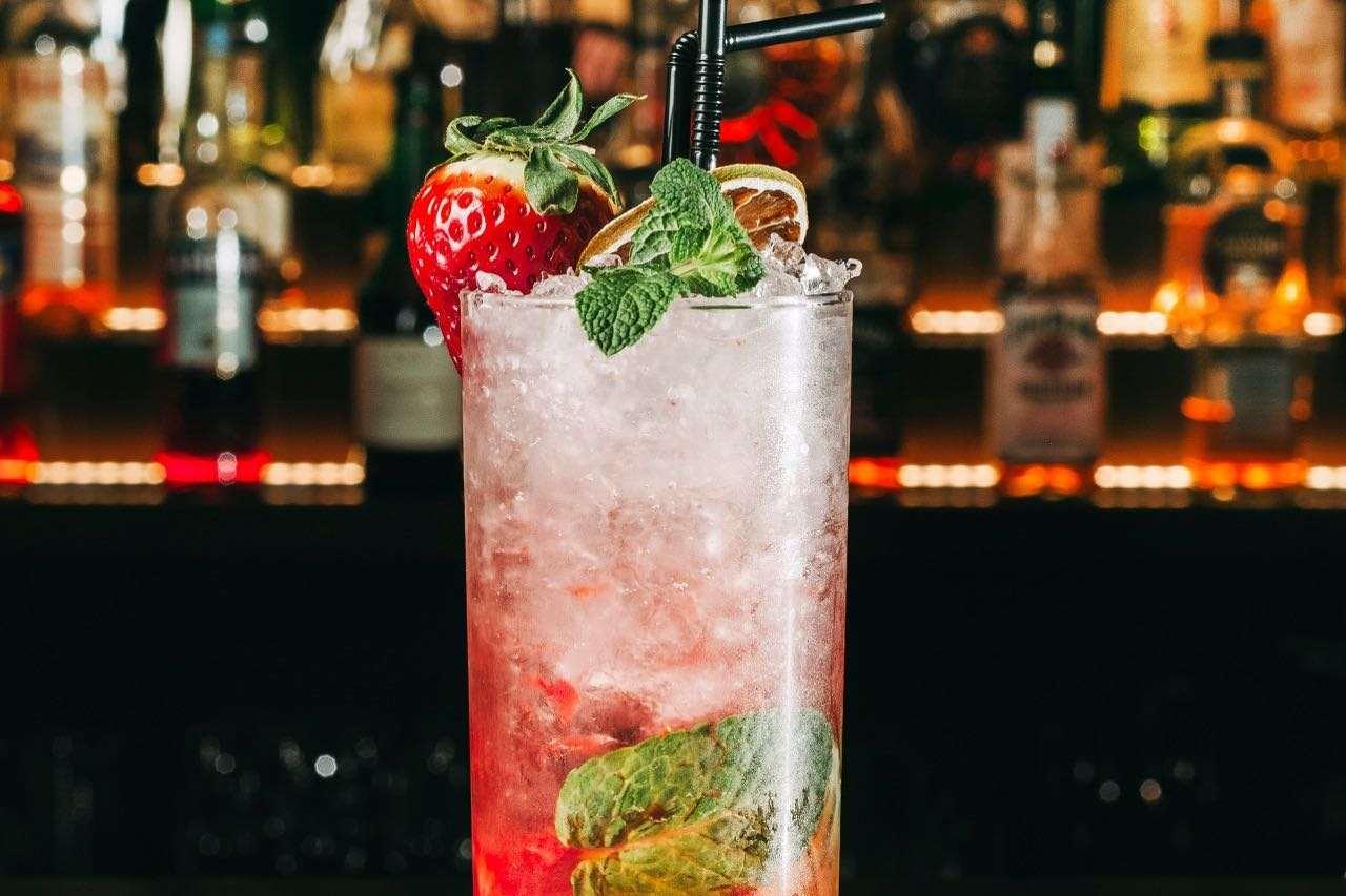 Cocktail de Morango, Tenro by Digby