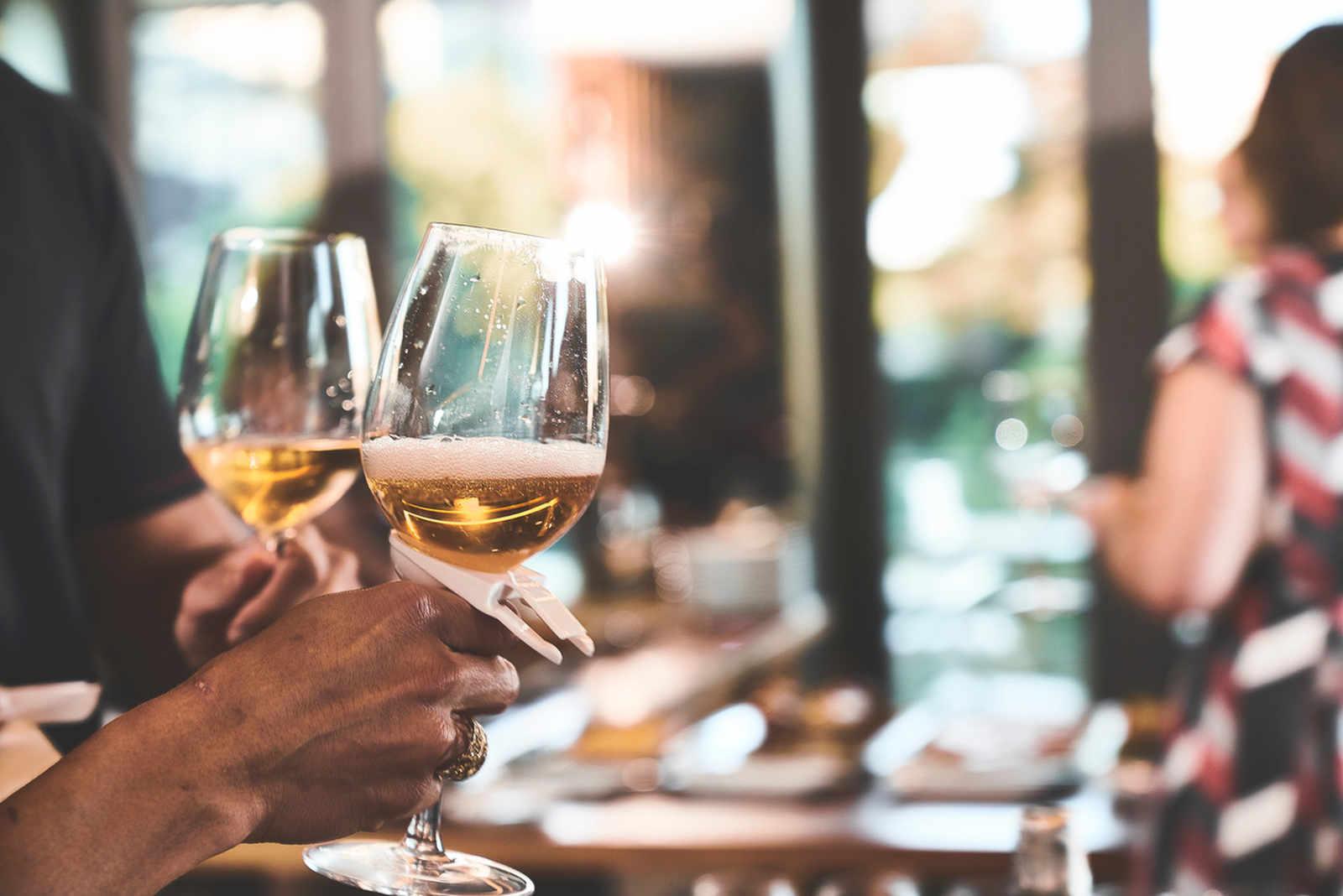 Portuguese wines at Torel Avantgarde restaurant