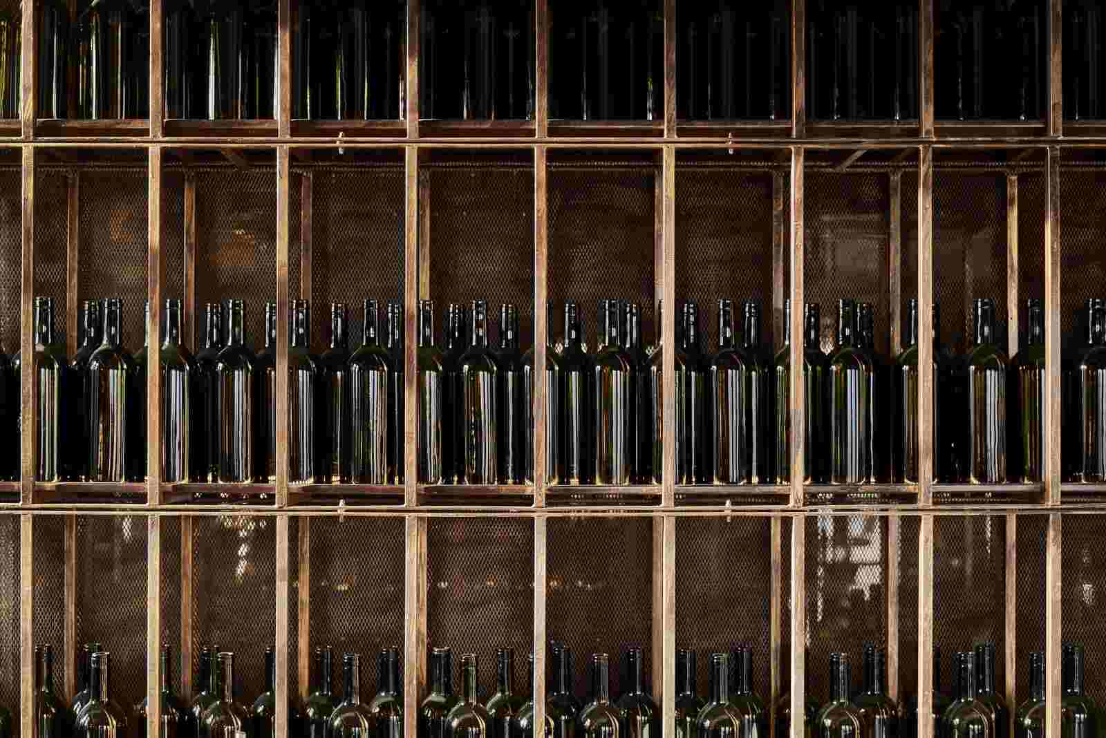 Portuguese wines at Digby restaurant
