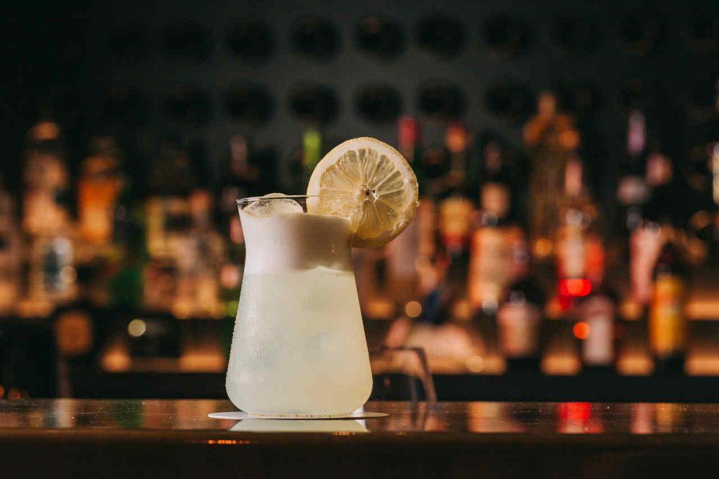 cocktail cítrico
